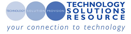 Technology Solutions Resource logo.